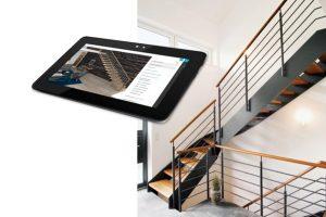 Mithilfe der neuen kostenlosen App von Kenngott wird die Treppenplanung deutlich vereinfacht. Bild: Kenngott