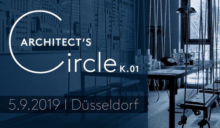 Round Table für Architekten zum Thema »Dämmung versus Design« von Kingspan