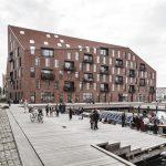 Krøyers Plads in Kopenhagen. Bild: Rasmus Hjortshøj - COAST, Cobe und Vilhelm Lauritzen Architects