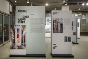 Wanderausstellung »70 Jahre Kunst am Bau in Deutschland«
