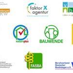 Das Bauwende-Bündnis ist ein Zusammenschluss von unterschiedlichen Akteuren, die sich mit zukunftsfähigem und klimaschützendem Bauen befassen.