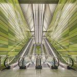 Der neue 16 Kilometer lange Metro Cityringen ist das größte Infrastrukturprojekt der Stadt Kopenhagen seit 400 Jahren. Die Metro transportiert pro Jahr 100 Millionen Passagiere. Bild: Anke Müllerklein