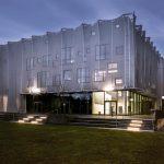 Textilakademie NRW, Mönchengladbach. Architektur: slapa oberholz pszczulny | sop architekten, Düsseldorf. Bild: Ado Lights Peter von Pigage