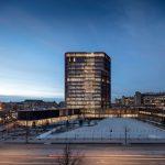 Maersk Building in Kopenhagen (Dänemark). Bild: rk