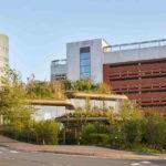 Dachgärten des Maggie´s Centre in Leeds