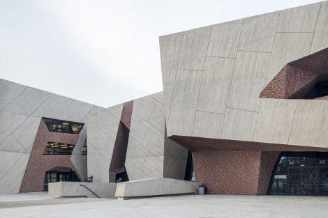Kulturzentrum Jordanki, Toruń. Bild: Jakub Certowicz