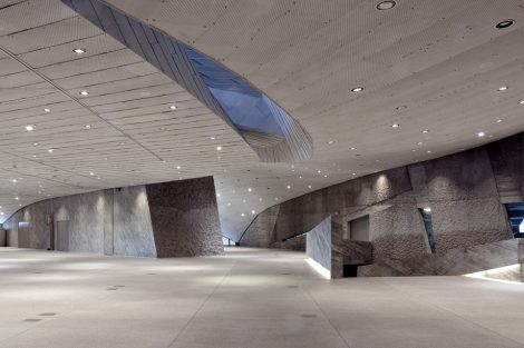 """Veranstaltungszentrum """"Magma Arte & Congresos"""", Teneriffa. Bild: Simona Rota"""
