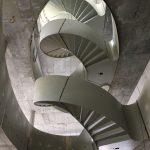 Ein Hot-Spot der Architektur und der Begegnung ist mit dieser zentralen Treppe gelungen. Bild: MetallArt Treppen GmbH