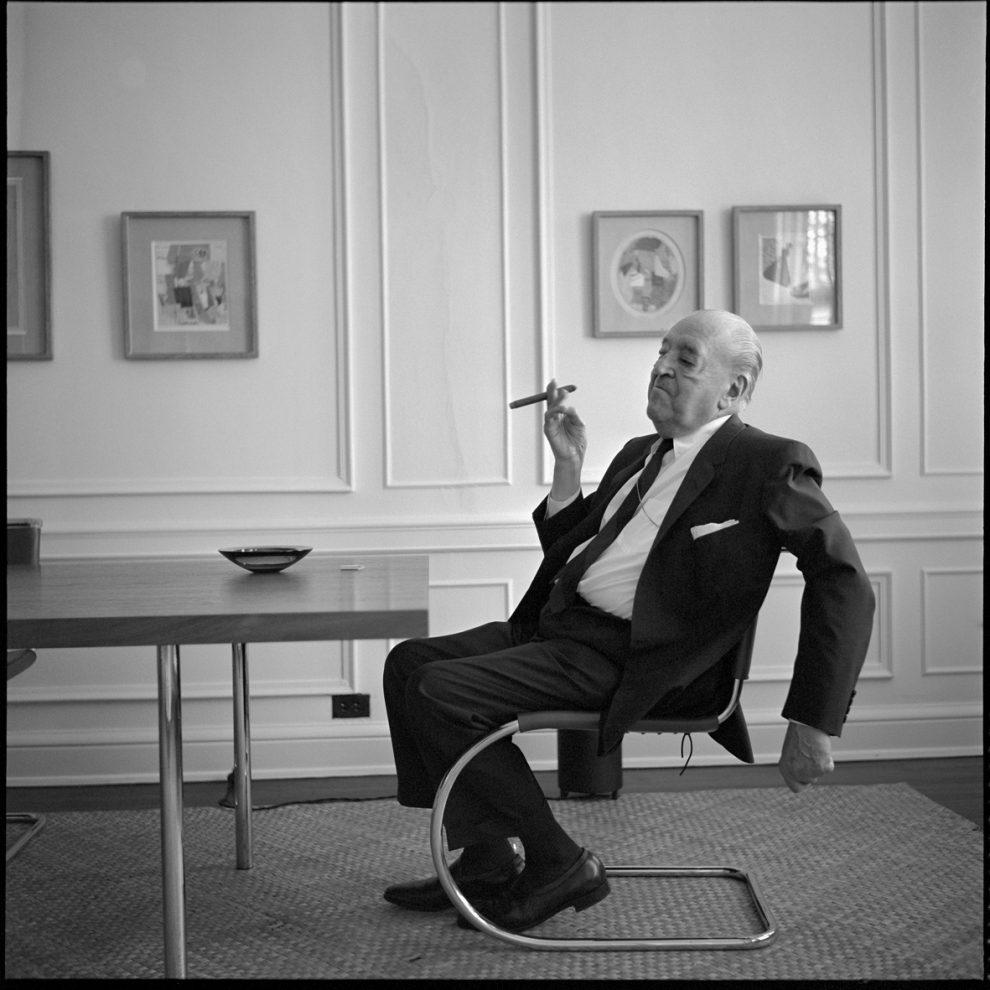 Ludwig Mies Van Der Rohe Ausstellungsreihe Mies Im Westen