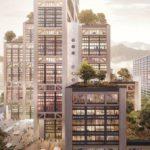 Im Rahmen eines Forschungsprojektes haben sie das horizontal und vertikal flexible «Modul17» entworfen, das zu fast 90 Prozent aus Holz besteht und sich an die unterschiedlichsten Stadtstrukturen anpasst.