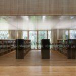 Innenraum der Stadtbibliothek Dornbirn