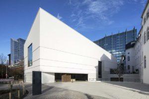 Neubau Jüdisches Museum Frankfurt