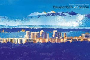 """""""Neuperlach ist schön"""" heißt das Buch, das Prof. Andreas Hild der größten Münchner Trabantenstadt zum 50. Geburtstag gewidmet hat."""