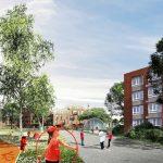 ParkQuartier, Oberbillwerder. ADEPT mit Karres + Brands / IBA Hamburg