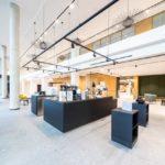 Arbeitsplätze Olympia Business Center in München