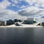 Opernhaus in Oslo.