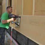 Die Pavatex Systemaufbauten schützen wirksam vor Kälte, Hitze, Lärm sowie Brandgefahren und gewährleisten ein besonders ausgeglichenes, gesundes Innenraumklima. Bild: Soprema
