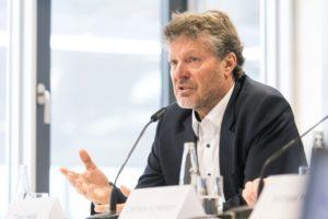 Dieter Heller, Geschäftsführer des Bundesverbandes Leichtbeton e.V.