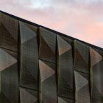 Im vergangenen Mai wurde die Bio-Fassade beim Sächsischen Staatspreis für Baukultur 2019 mit einer Anerkennung ausgezeichnet. Bild: Silvia Giardino Photography