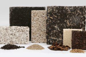 Biobasierter Fassadendämmstoff OrganoPor