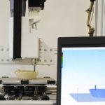 3D-Drucker mit pastöser Holzmasse