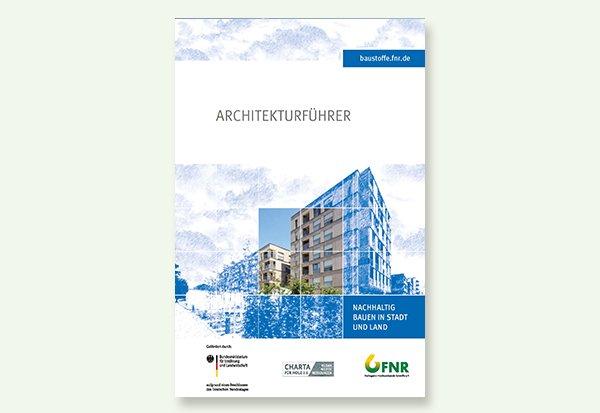 Architekturführer »Nachhaltig Bauen in Stadt und Land« mit Holzbauten aus ganz Deutschland