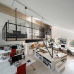 Der Büroumbau von MeierMohr Architekten