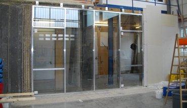Bauteilkatalog Schall Vorhangfassade ift Rosenheim