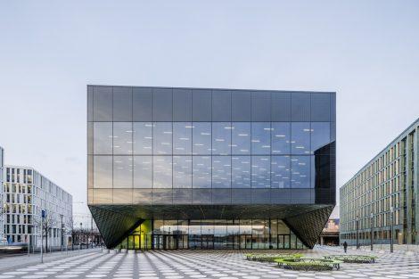 Futurium, Berlin. Richter Musikowski Architekten. Bild: Dacian Groza