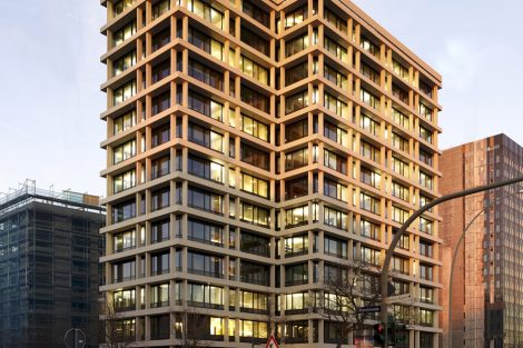 Hamburg Heights – Height 1, Hamburg. Sanierung: Winking Froh Architekten BDA. Bild: Oliver Heinemann Photography