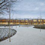 AIZ | Akademie der Deutschen Gesellschaft für Internationale Zusammenarbeit (GIZ), Bonn. Bild: Thilo Ross Fotografie