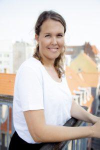 Sarah Elhauge, Leiterin Business Development beim dänischen Konferenzveranstalter Insight Events. Bild: Building Green