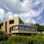 Wohnhaus in Holzbauweise in Luzern