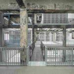 Nach der Sanierung: Innenraum der ehemaligen Salzfabrik der Kokerei Zollverein in Essen.