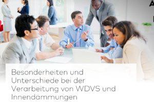 Key-visual zum Online-Seminar über WDVS und Innendämmungen der AK Hessen