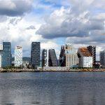 Die Skyline von Oslo.