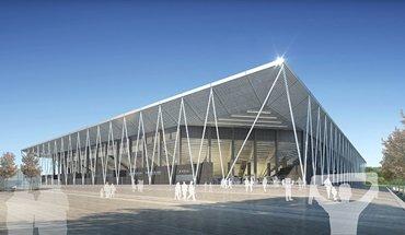 Das neue Stadion Freiburg entsteht nach Plänen von HPP. Bild: HPP