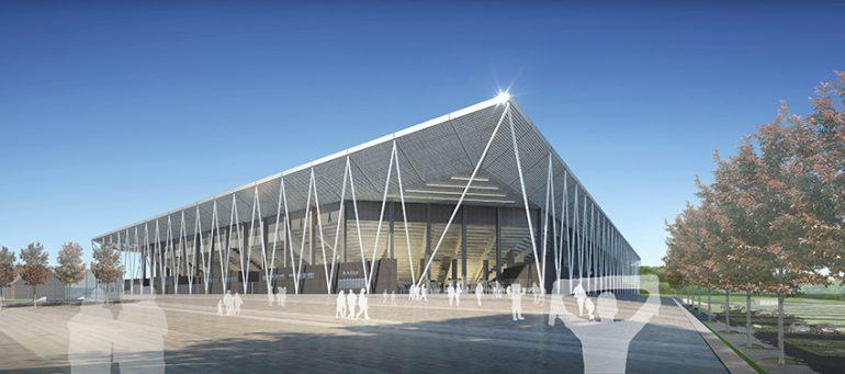 Architektur Freiburg architektur trifft fuß hpp plant stadion freiburg