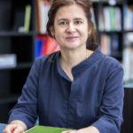 Gudrun Rauwolf, Doktorandin der Technischen Universität (TU) Berlin im Bereich Architekturpsychologie. Bild: Sto-Stiftung / Christoph Große