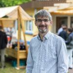 Bürgermeister Frank Schütz. Bild: Christoph Große / Sto-Stiftung