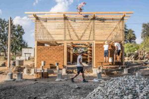 DesignBuild-Projekt in Mexiko