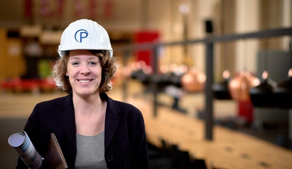 Gründerin des nominierten Start-ups Projektitekt: die Aachener Architektin Sylvia Carola Schuster. Bild: Günter Schäfer