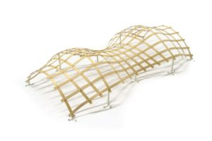 3D-Formen aus Holzgittern