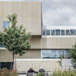 The Library in Kopenhagen. Bild: Rasmus Hjortshøj - COAST, Cobe und Transform