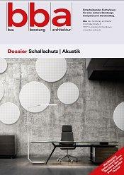 TitelseiteDossier SchallschutzAkustik 2015_klein