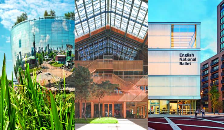 Top 3 Bauprojekte im März