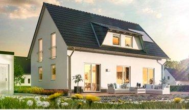 Eine aktuelle Studie zeigt: Hausbau und Wohnen in kleinen und mittleren Städten liegt in Deutschland im Trend. Bild: Town & Country House