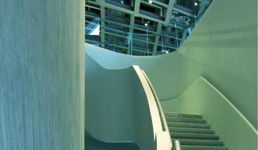 Um neue Entwicklungen im Bereich der Stahlbeton-Tragkwerksplanung geht es auf einer Fachtagung des InformationsZentrums Beton (IZB). Bild: IZB