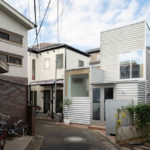 Minihaus in Tokio als urbane Nachverdichtung
