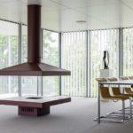 Das Haus »Buchli« von Fritz Haller, Innenraum